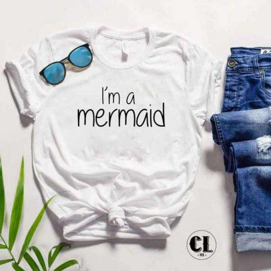 T-Shirt I'm a Mermaid