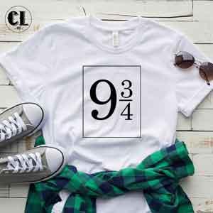 T-Shirt Platform 9 3/4