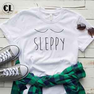 T-Shirt Sleepy