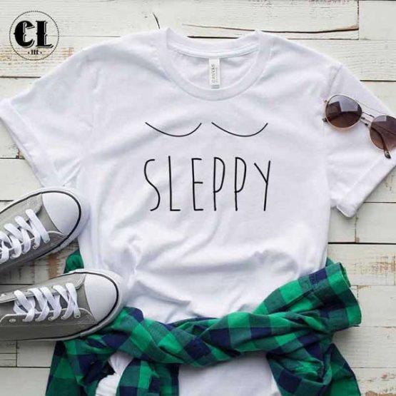 T-Shirt Sleepy