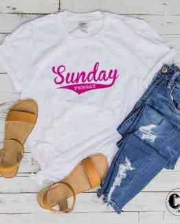T-Shirt Sunday Funday