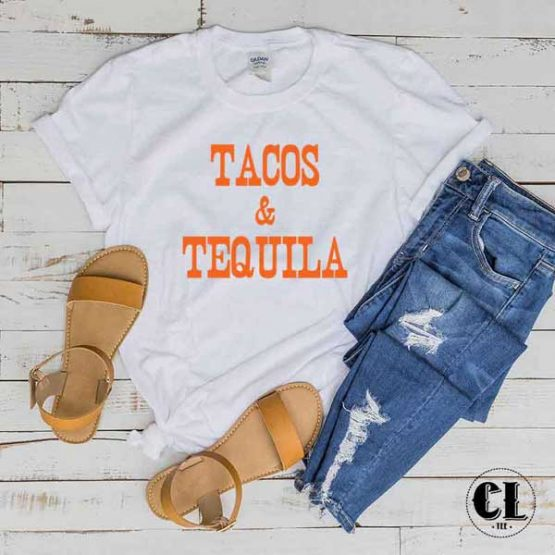 T-Shirt Tacos & Tequila
