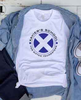 T-Shirt Xavier's School For Gifted Youngsters