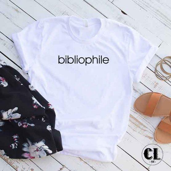 T-Shirt Bibliophile