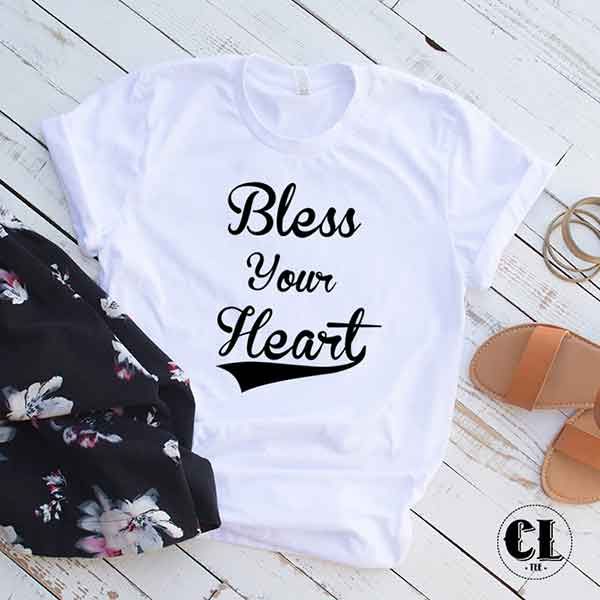 T-Shirt Bless Your Heart