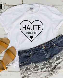 T-Shirt Haute Night