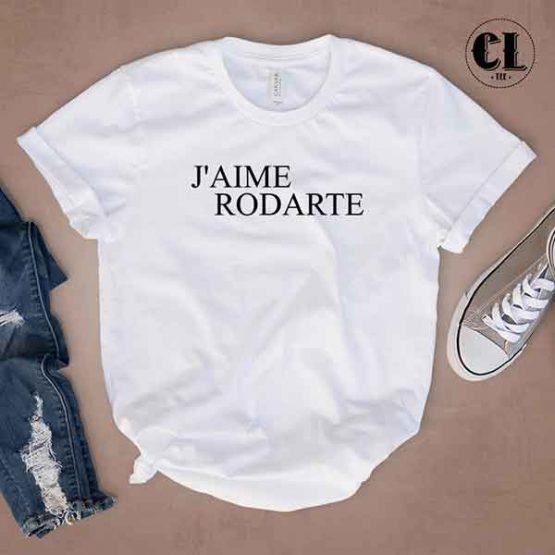 T-Shirt J'Aime Rodarte