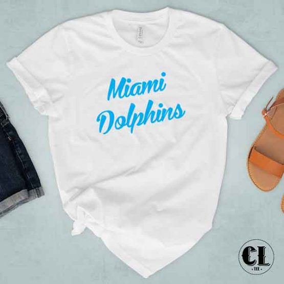 T-Shirt Miami Dolphins