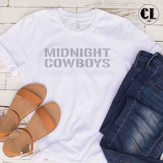 T-Shirt Midnight Cowboys