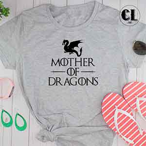 T-Shirt Mother Of Dragons