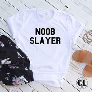 T-Shirt Noob Slayer
