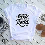 T-Shirt One For The Road