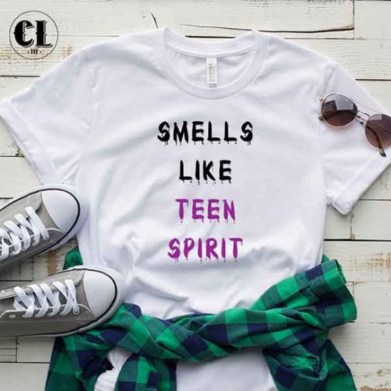 T-Shirt Smells Like Teen Spirit