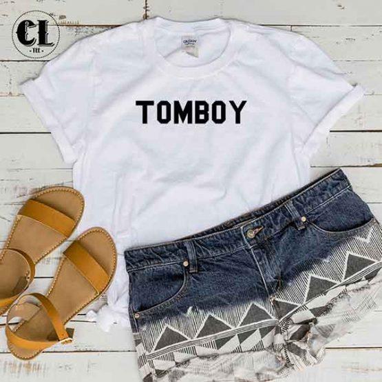 T-Shirt Tomboy