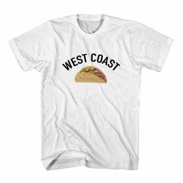 T-Shirt West Coast Taco