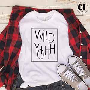 T-Shirt Wild Youth