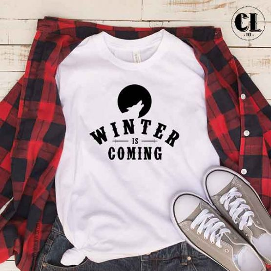 T-Shirt Winter Is Coming