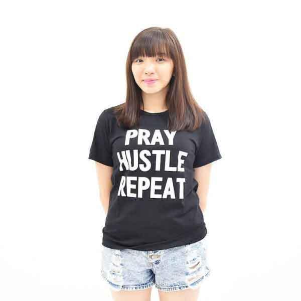 Pray Hustle Repeat T-Shirt