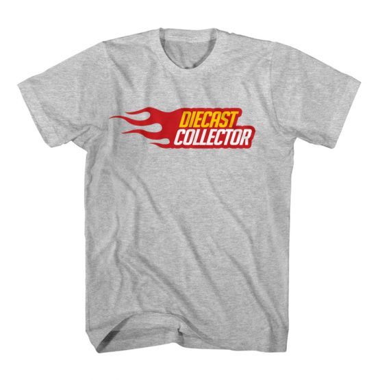 Diecast Collector T-Shirt Grey