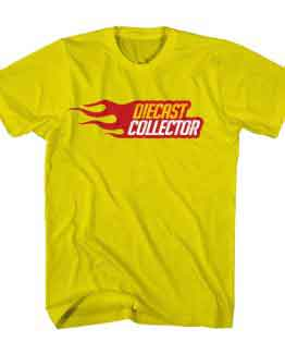 Diecast Collector T-Shirt Yellow
