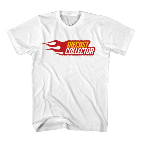 Diecast Collector T-Shirt White