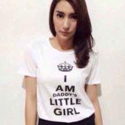 T-Shirt I Am Daddy's Little Girl