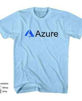 microsoft azure t-shirt