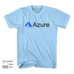 Microsoft Azure T-Shirt Polo Shirt