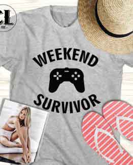 T-Shirt Weekend Survivor