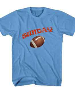 Sunday American Football T-Shirt