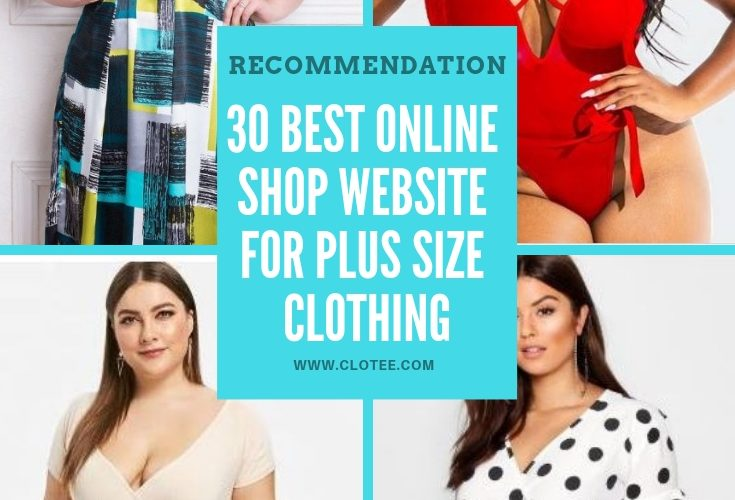 30 Recommendation Best Online Shop Website For Plus Size Clothing