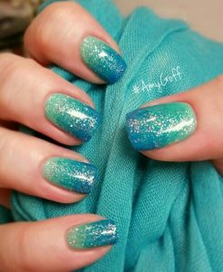 Cool Summer Nail Idea