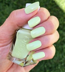 Pastel Nail Color For Summer