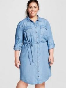 plus size clothing from target.com