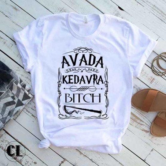 T-Shirt Avada Kedavra