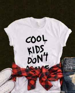 T-Shirt Cool Kids Don't Dance by Clotee.com Tumblr Aesthetic Clothing