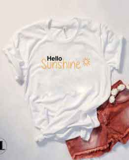 T-Shirt Hello Sunshine