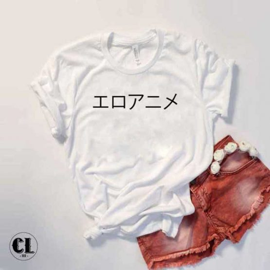 T-Shirt Hentai by Clotee.com Tumblr Aesthetic Clothing