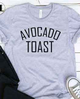 T-Shirt Avocado Toast