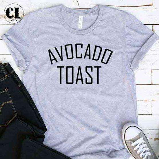 T-Shirt Avocado Toast by Clotee.com Tumblr Aesthetic Clothing