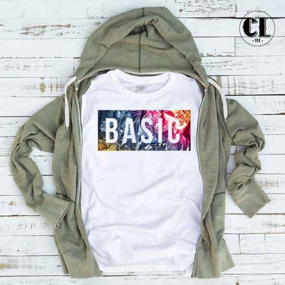 T-Shirt Basic by Clotee.com Tumblr Aesthetic Clothing