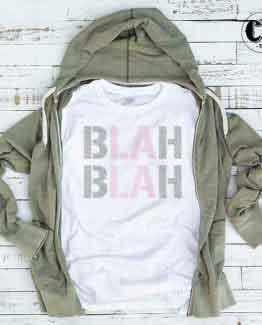 T-Shirt Blah Blah