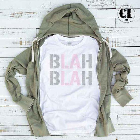 T-Shirt Blah Blah by Clotee.com Tumblr Aesthetic Clothing