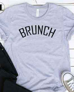 T-Shirt Brunch by Clotee.com Tumblr Aesthetic Clothing