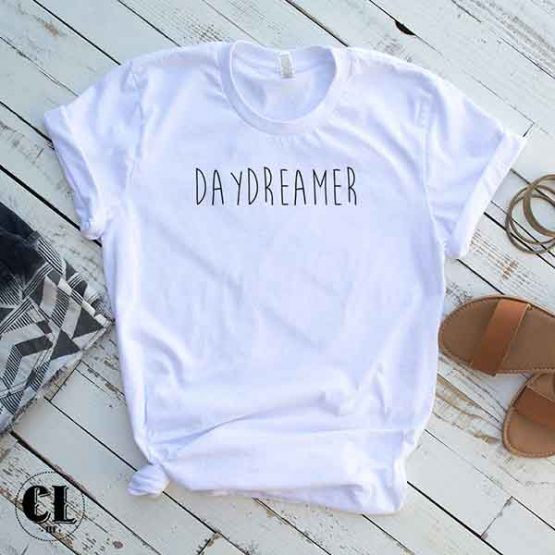 T-Shirt Day Dreamer by Clotee.com Tumblr Aesthetic Clothing