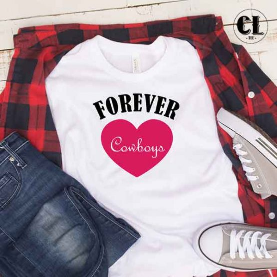 T-Shirt Forever And Ever by Clotee.com Tumblr Aesthetic Clothing