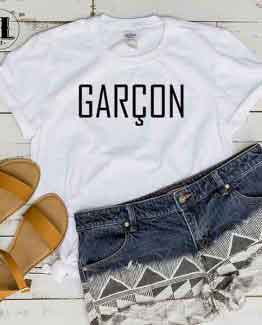 T-Shirt Garcon by Clotee.com Tumblr Aesthetic Clothing