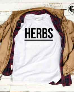 T-Shirt Herbs by Clotee.com Tumblr Aesthetic Clothing