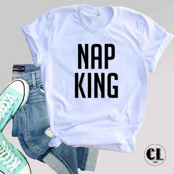 T-Shirt Nap King