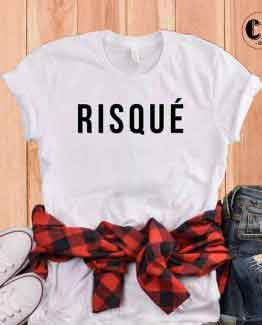 T-Shirt Risque by Clotee.com Tumblr Aesthetic Clothing
